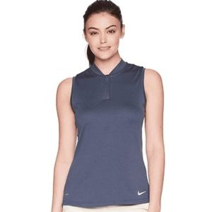 Nike Dry Polo Sleeveless Blade